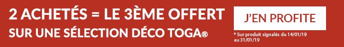 Voir toute la sélection Toga en promo