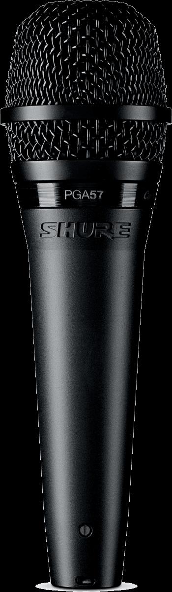 Shure - Micro Dynamique cardioïde PGA57-XLR