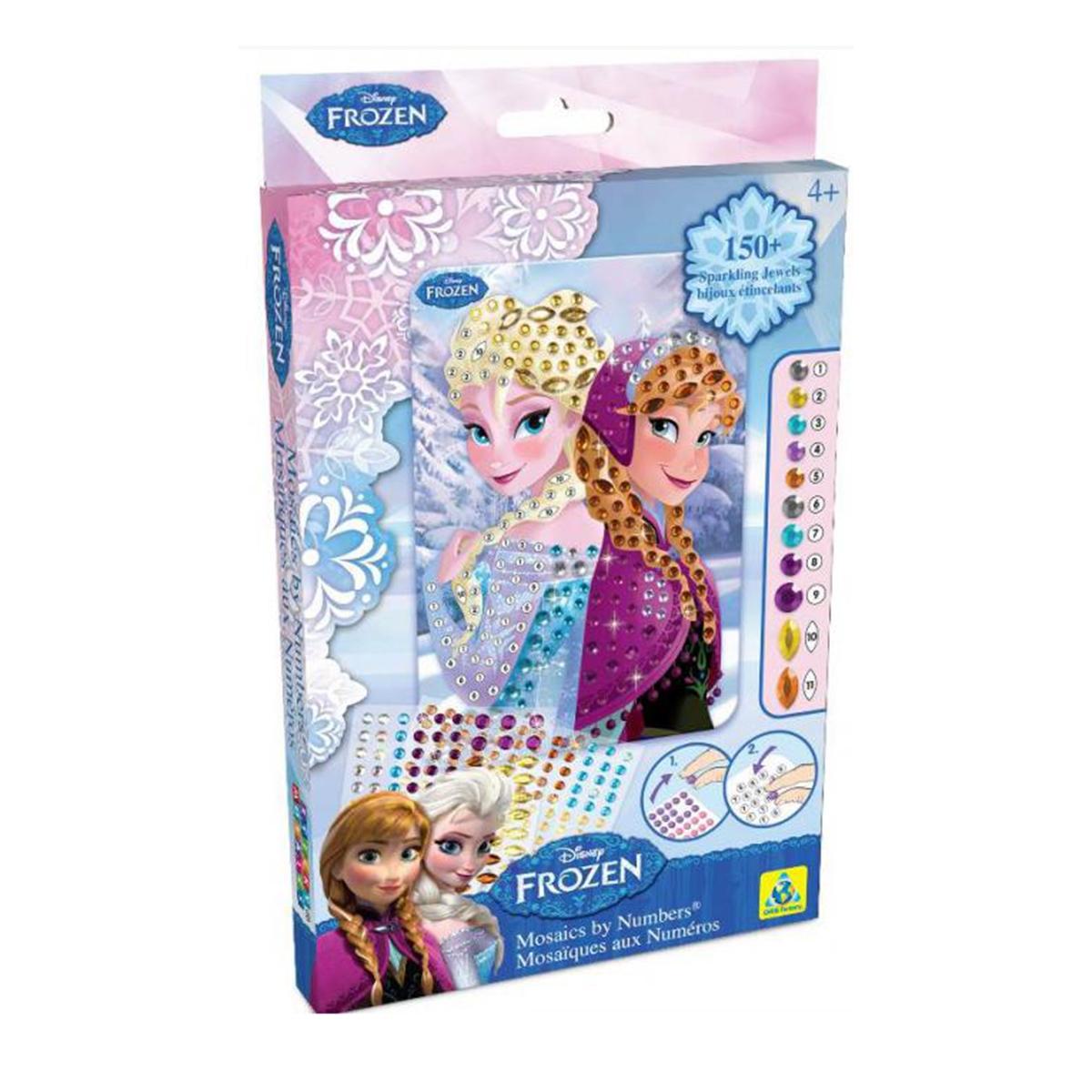 Sticky Mosaic - La Reine des neiges
