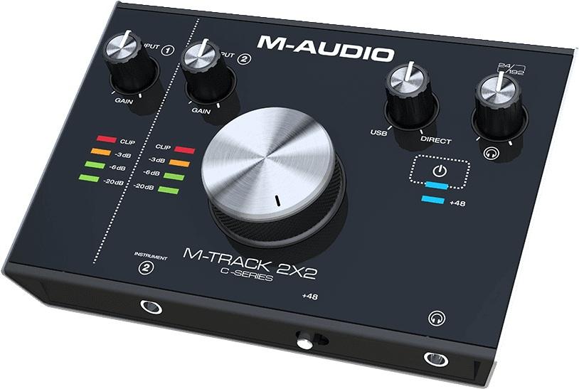M-Audio - M-Track 2x2