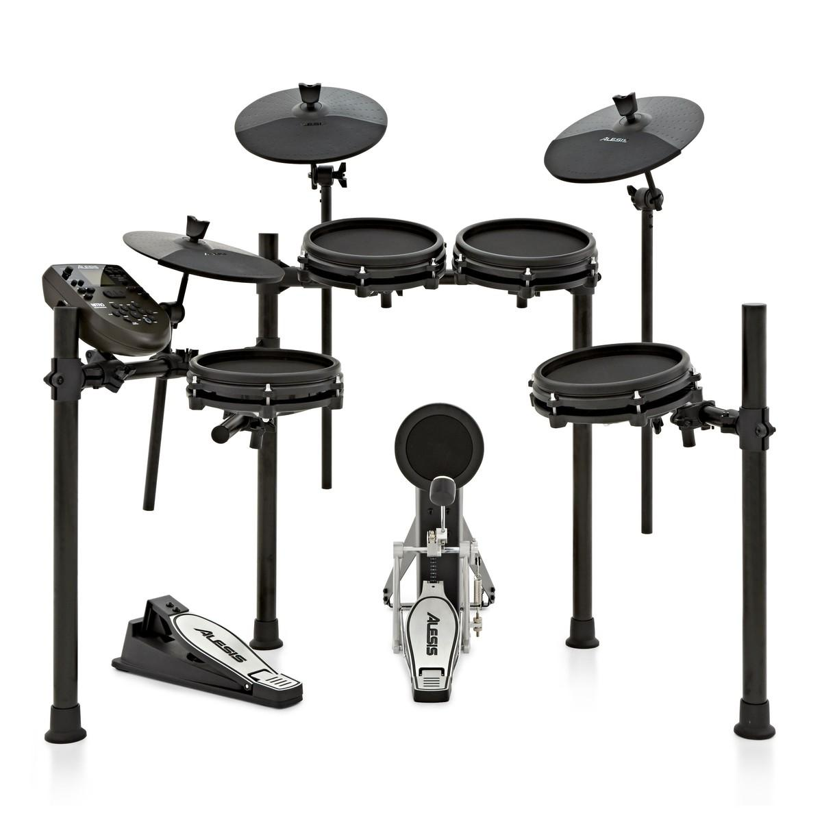 Alesis - Nitro Mesh Kit 5 Futs - 3 Cymbales