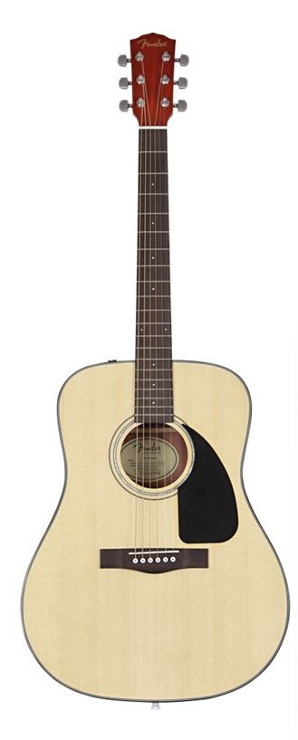 Fender - CD-60 naturel
