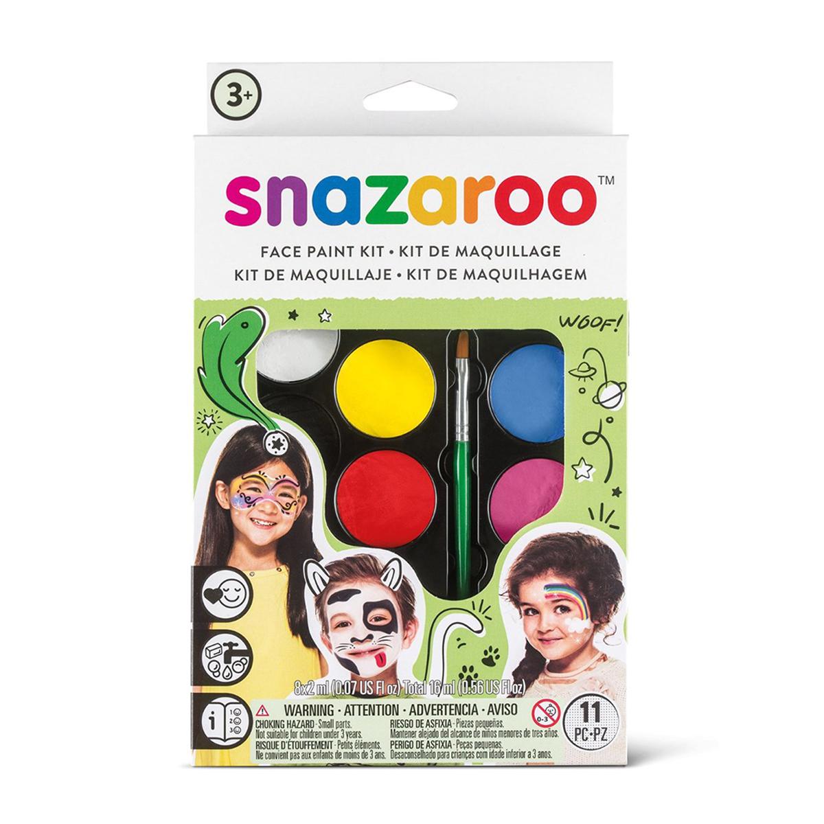 Palette de maquillage - mixte - Snazaroo