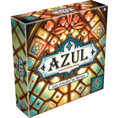 Boite de AZUL - VITRAUX DE SINTRA PLAN B GAMES