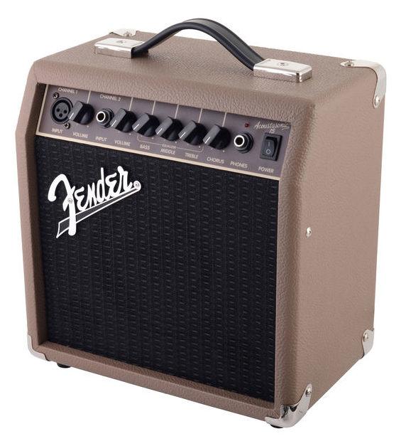 Fender - Acoustasonic 15