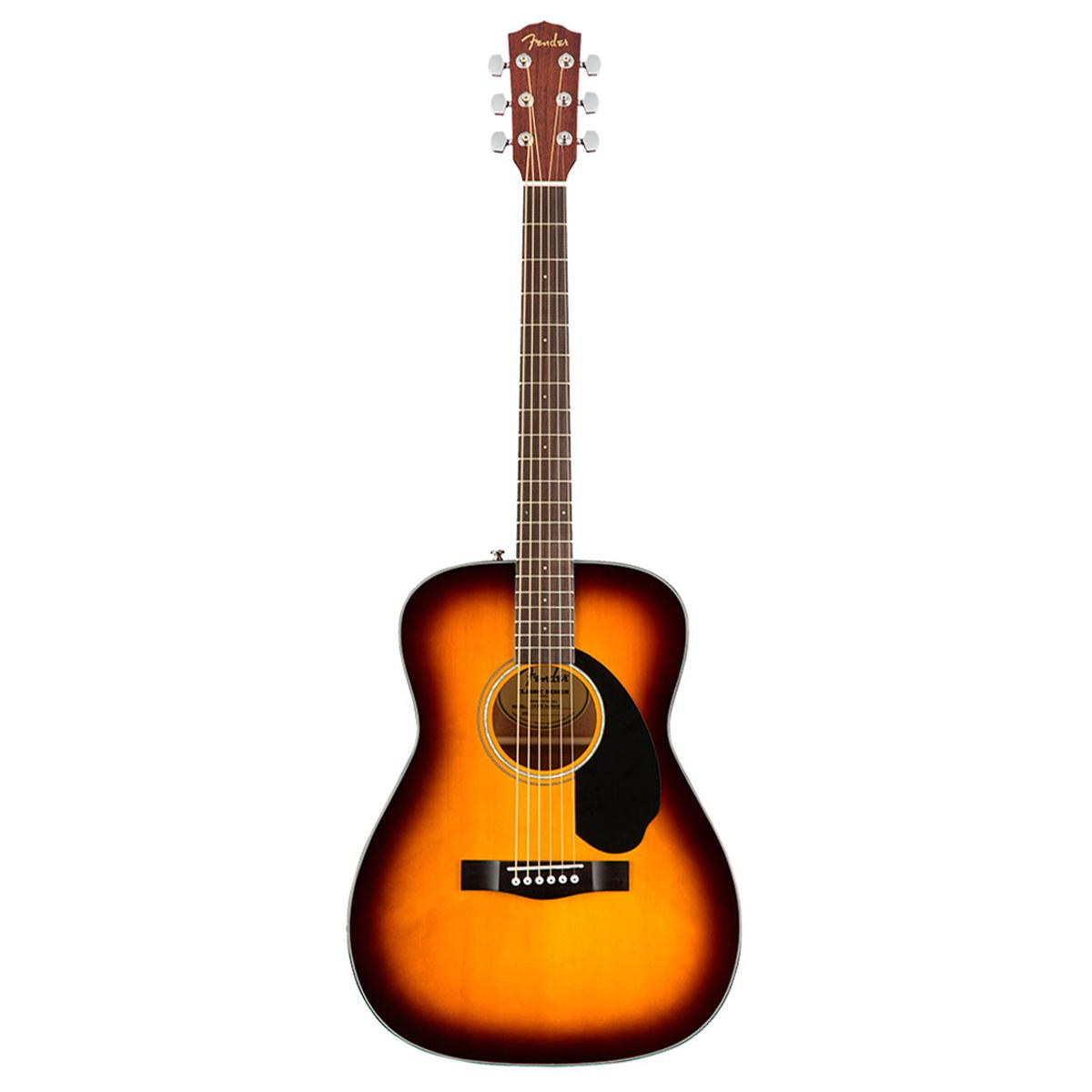 Fender - Guitare Folk CC-60S concert sunburst WN