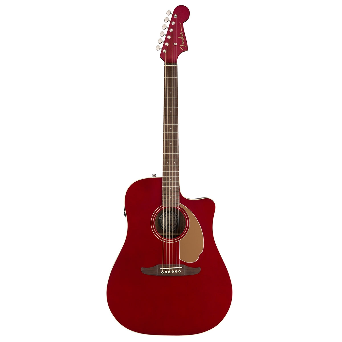 Fender - Redondo Player - Candy Apple Red