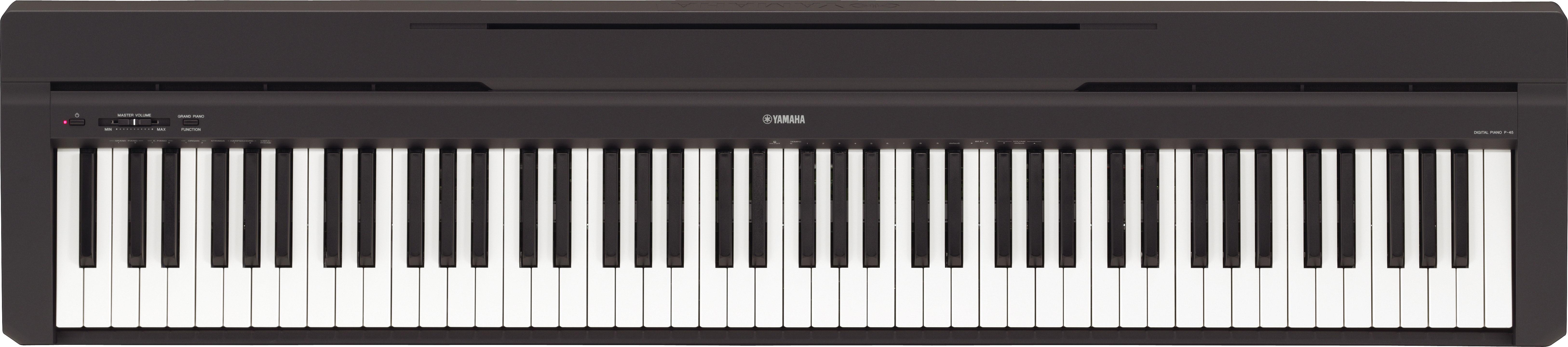 Yamaha - P45 Piano numérique