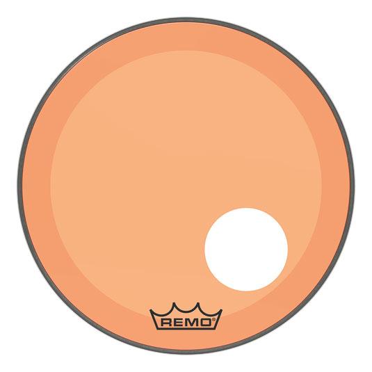 Remo - Powerstroke P3 Colortone 20 ajouré Orange