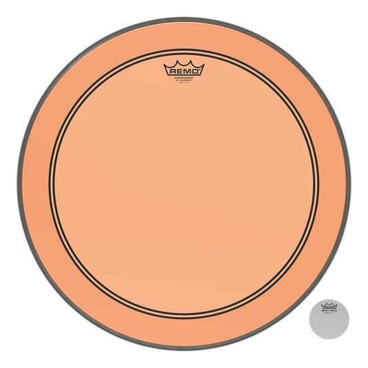 Remo - Powerstroke P3 Colortone 20 Orange