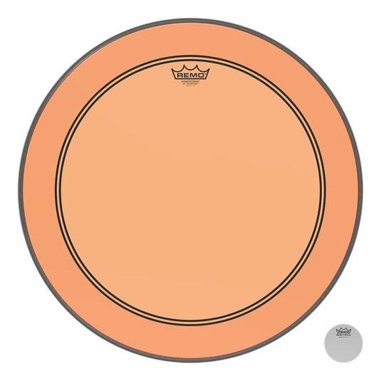 Remo - Powerstroke P3 Colortone 22 Orange