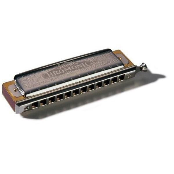 Hohner - Harmonica chromonica 12 Trous
