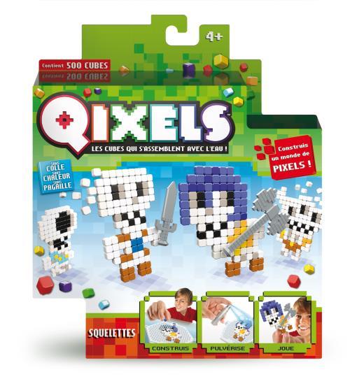 Mini kit Qixels - Squelette
