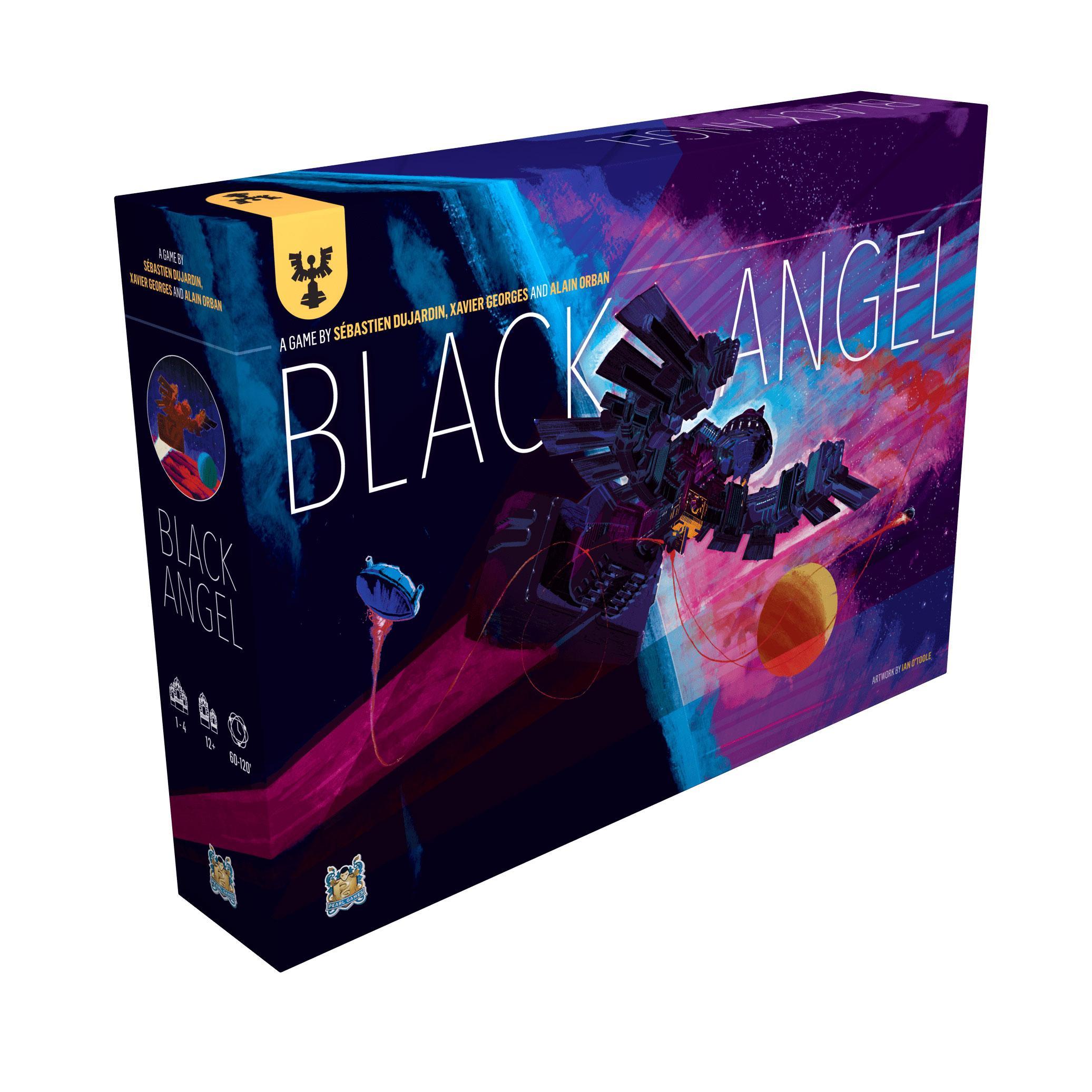 Boite de Black Angel