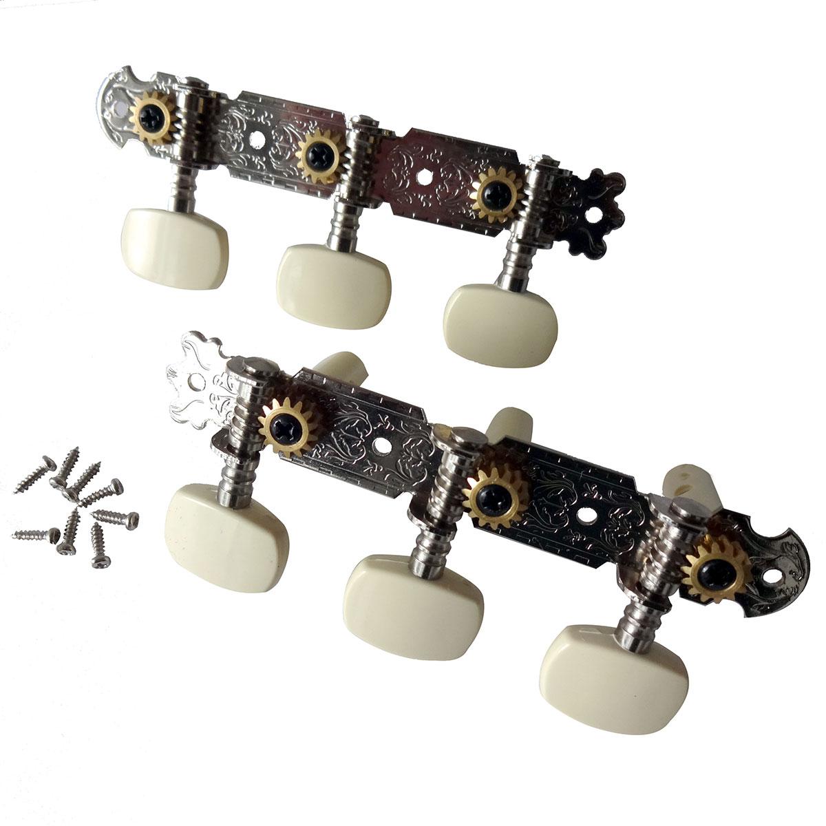 Shiver - Mécaniques pour cordes nylon