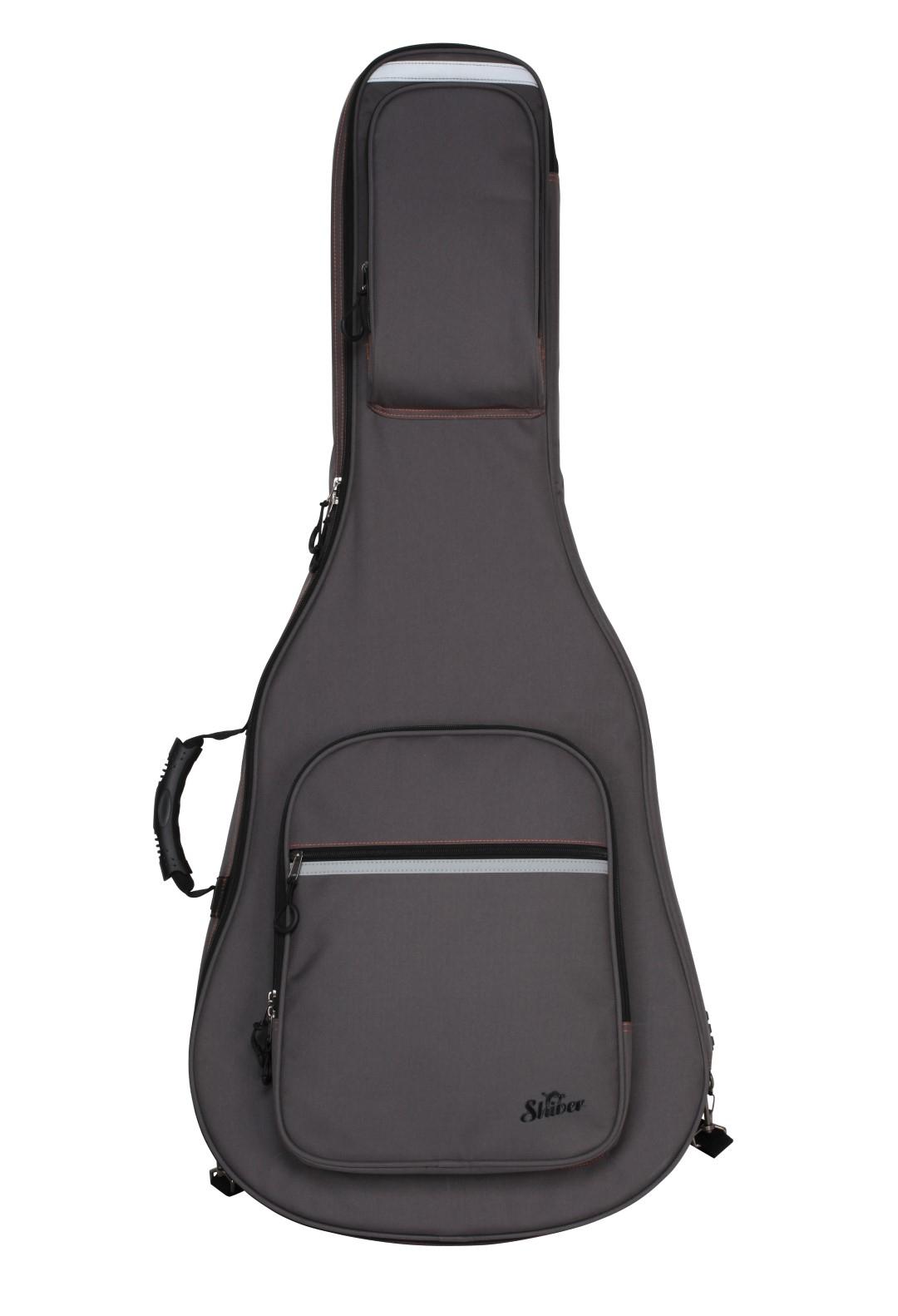 Shiver - Housse rigide HG3 pour guitares Classique et Folk 4/4