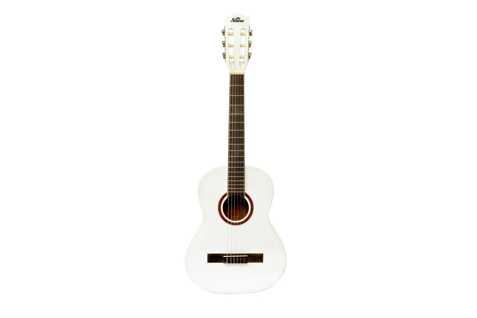 Shiver - Guitare  GCS-3/4 Blanche