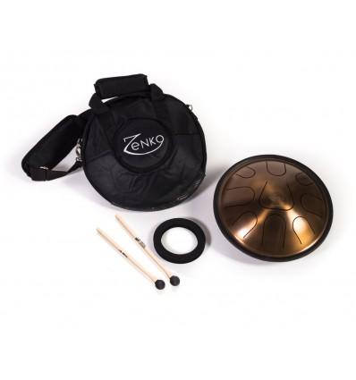 Zenko 9 notes - Akebono avec support, housse et baguettes