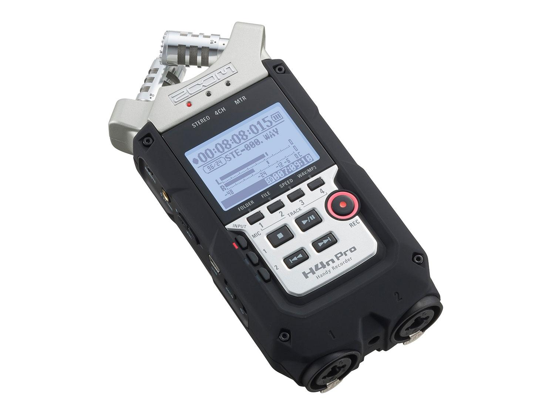 Zoom - Enregistreur portable H4n Pro