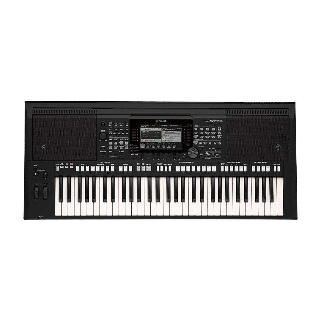 Yamaha - PSR-S775 noir