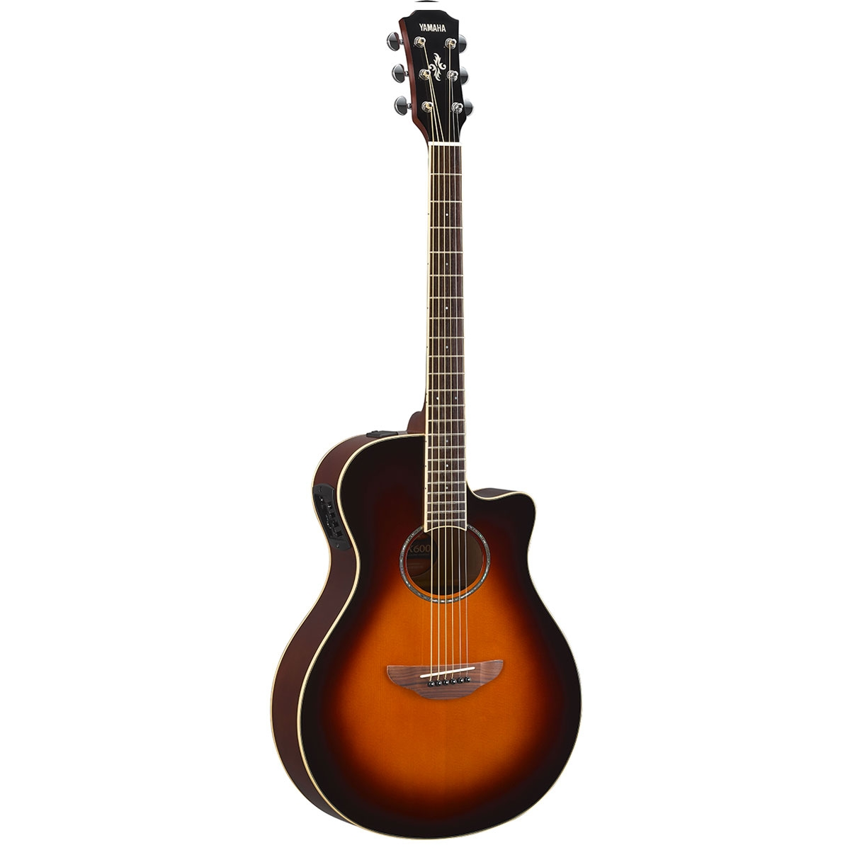 Yamaha - APX600 - Old Violin