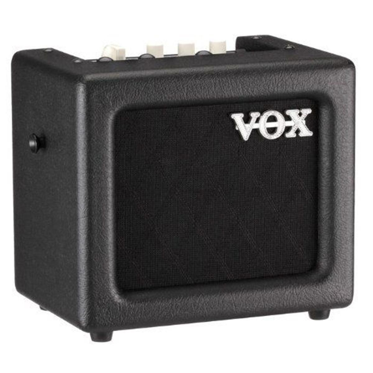 Vox -  Ampli combo noir - MINI3-G2 Noir