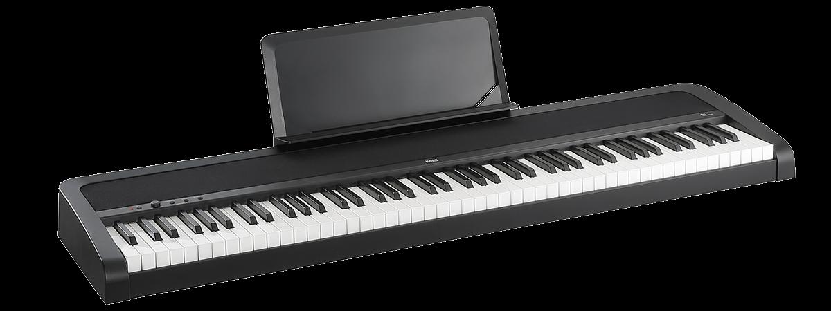 Korg - B1 Noir Piano numérique portable