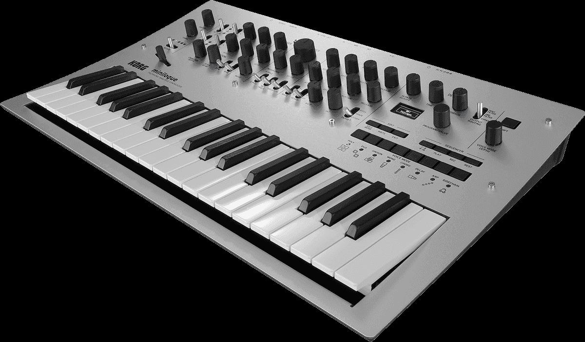 Korg - Minilogue Synthétiseur analogique