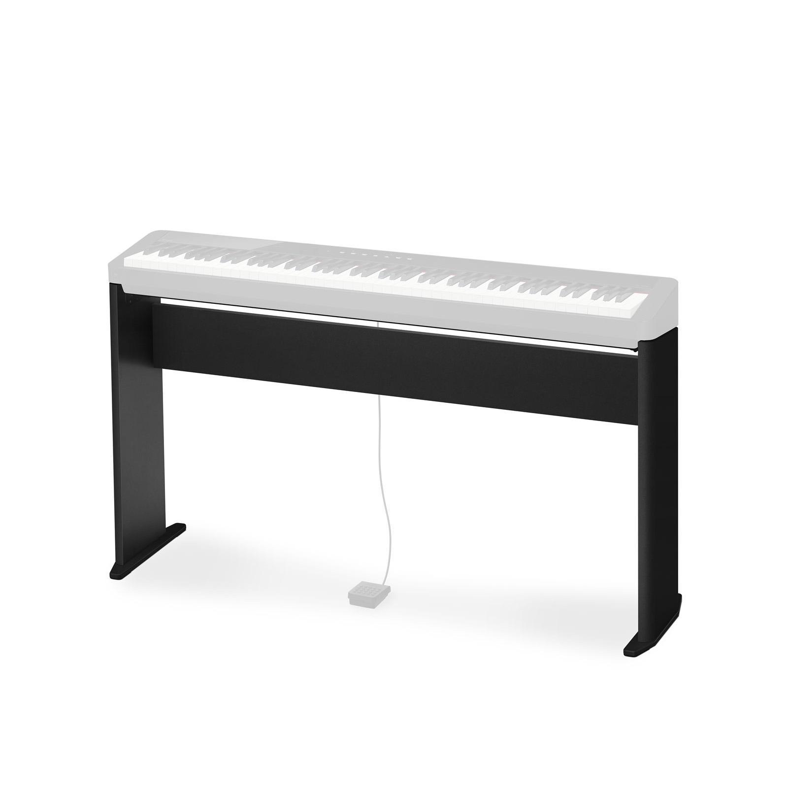 CASIO - CS 68BK - Stand noir pour piano