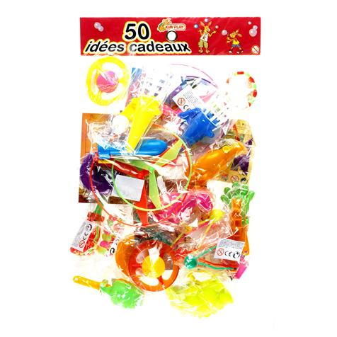 50 maxi-jouets