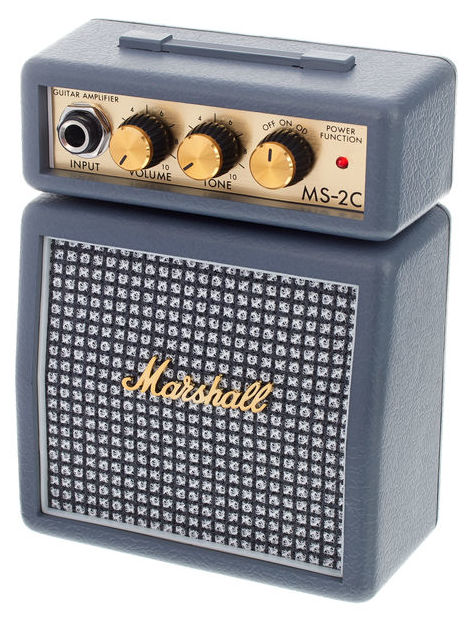 Marshall - Mini Ampli - Stack MS-2C