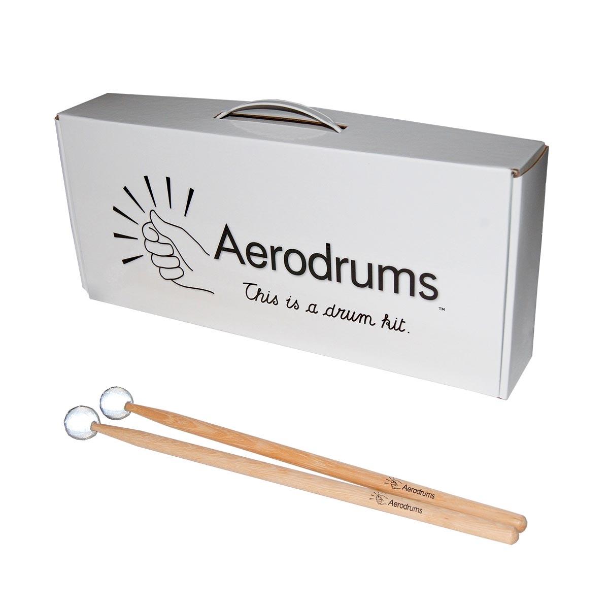 Batterie virtuelle - Aerodrums