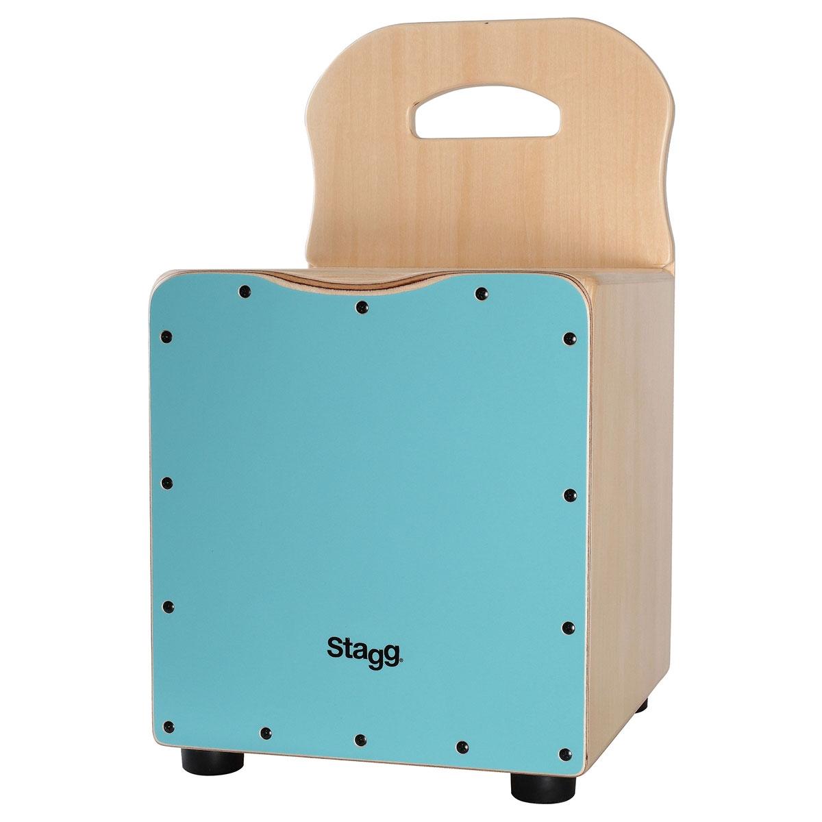 Cajon bleu pour enfant - Stagg