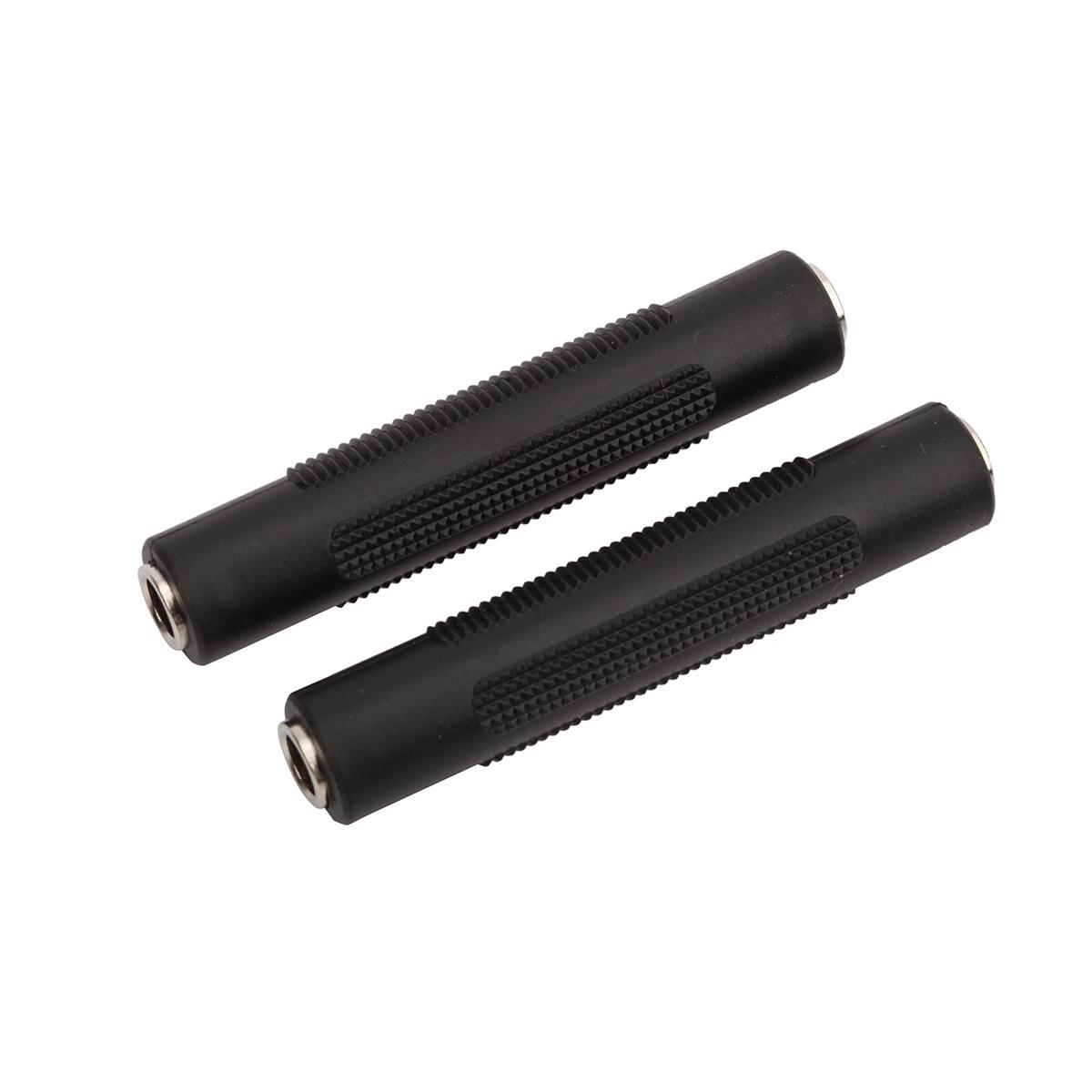 Shiver - Adaptateur 2x 6,35mm femelle / 6,35mm femelle