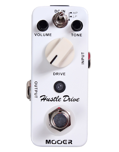 Mooer -  Hustle Drive distortion