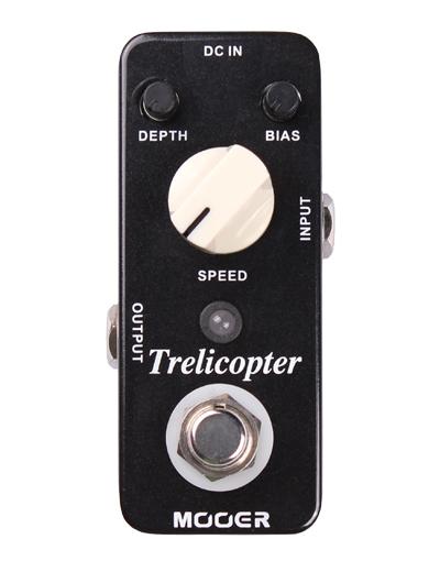 Mooer - Trelicopter Tremolo