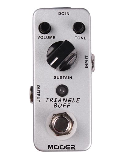 Mooer - Triangle Buff Fuzz