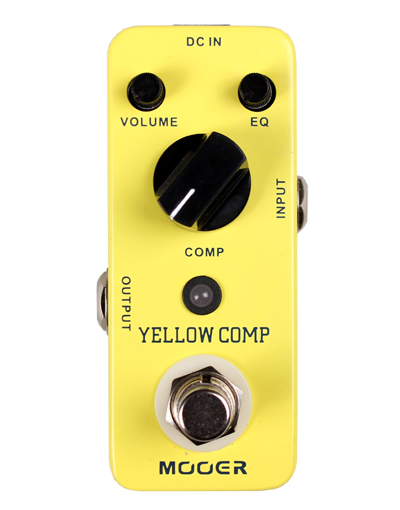Mooer - Yellow Comp compresseur