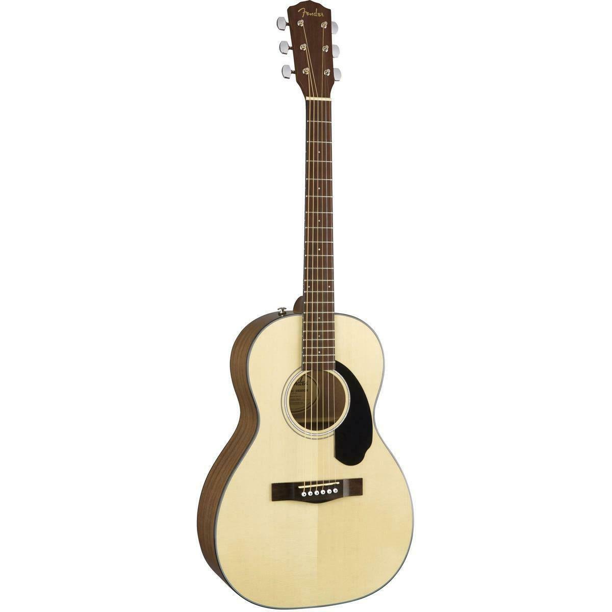 Fender - CP-60S parlor guitare folk naturelle