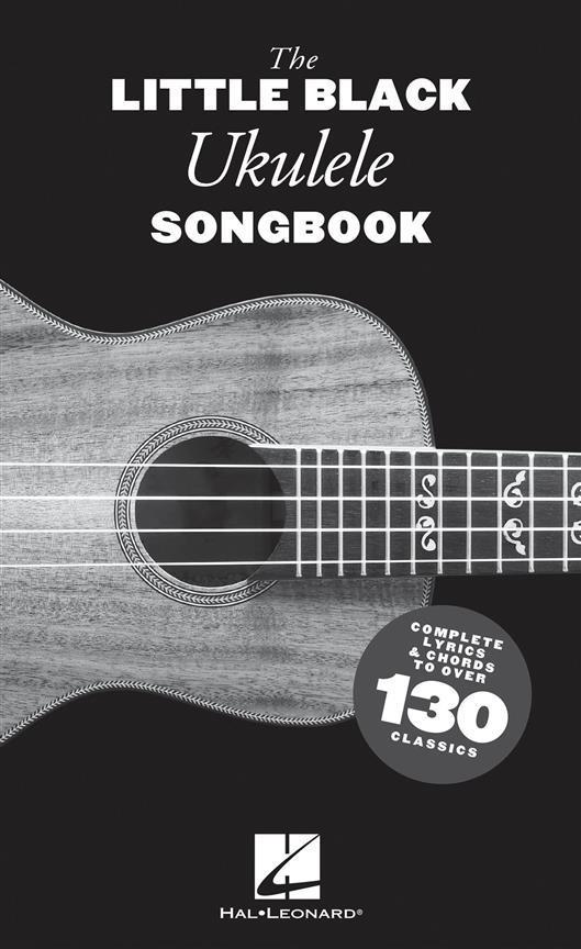 Th elittle black book - Ukulélé booksong