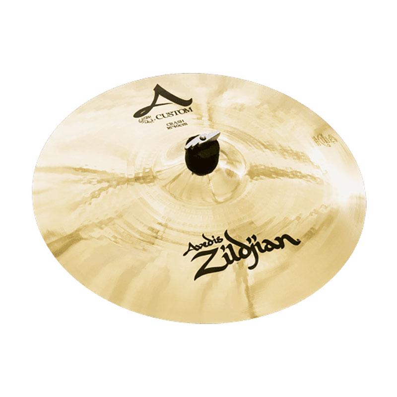 "Zildjian - Cymbales - A custom 16"" Crash"