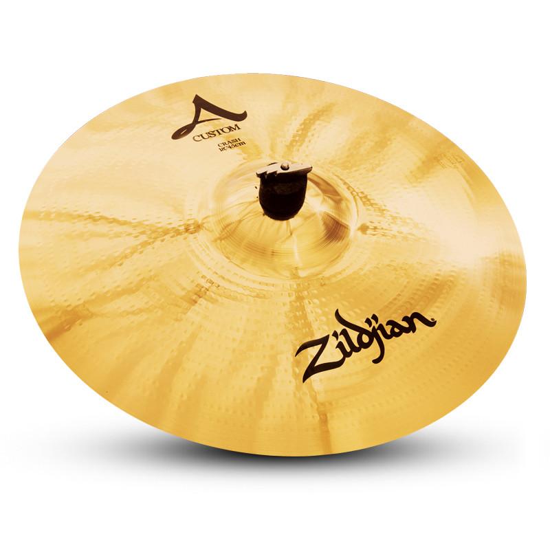 "Zildjian A20516 - Cymbales Crash A Custom 18"""
