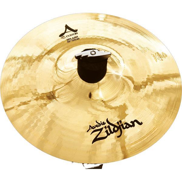 "Zildjian A CUSTOM - Cymbale splash - 10"""