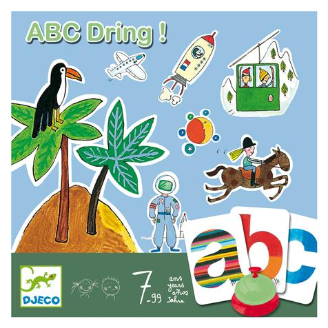 Boite de COOL SCHOOL ABC DRING ABC DRING