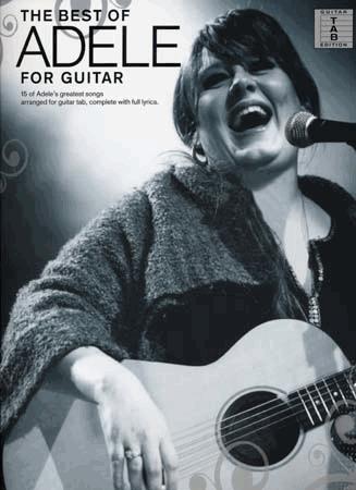 Adele best of guitar