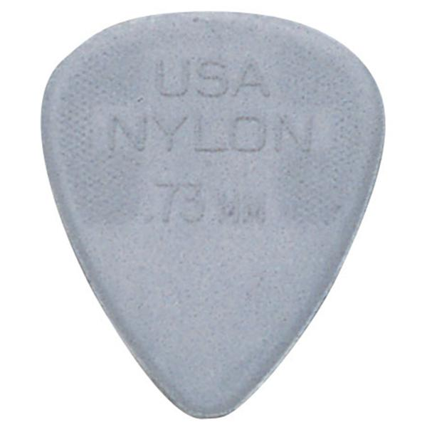 Dunlop - Pack 12 Médiators Nylon 0.73mm