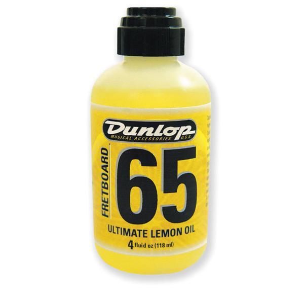 Dunlop - Huile de citron pour touche - ADU6554