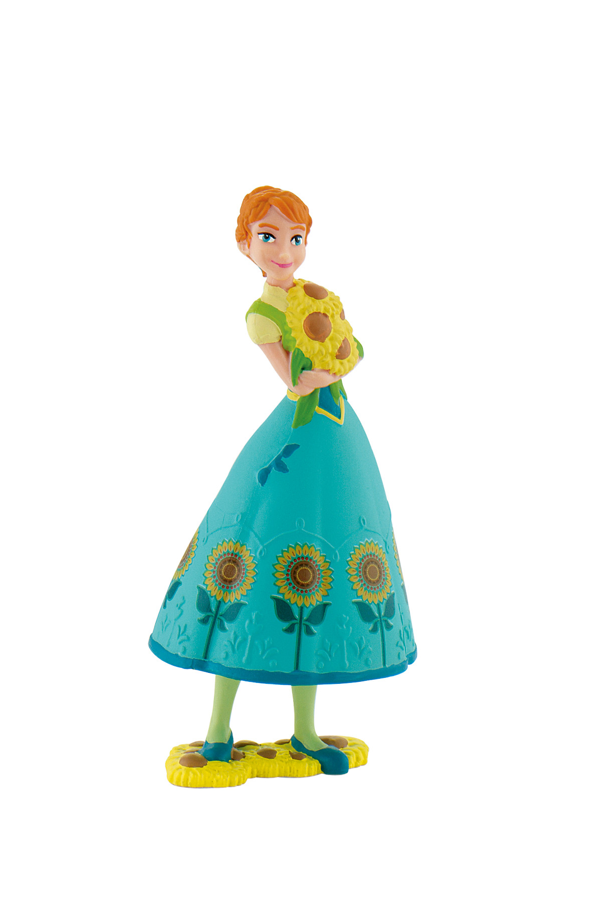 Figurine La Reine Des Neiges Disney - Anna - 10 cm