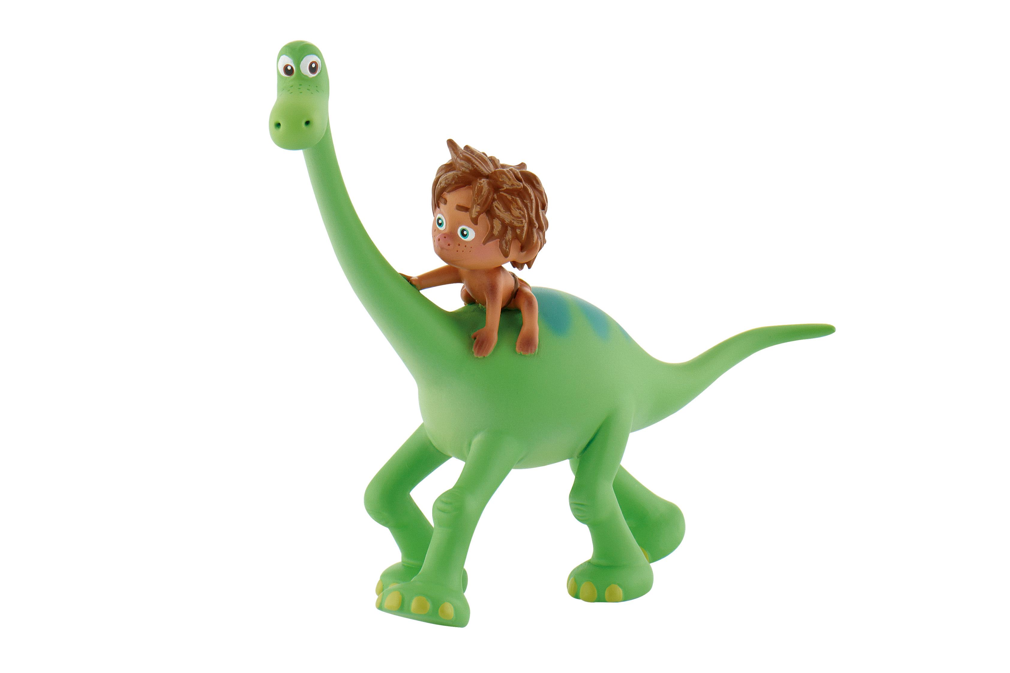 Figurine Le Voyage D'Arlo Disney - Arlo et Spot - 15 cm