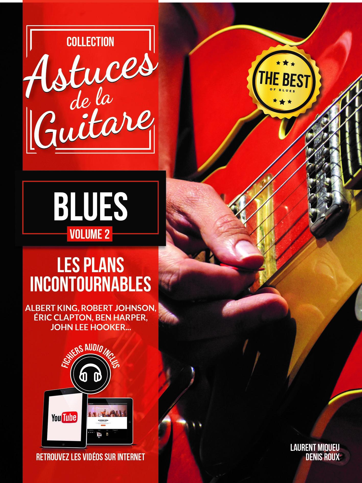 Astuces de la guitare blues vol 2